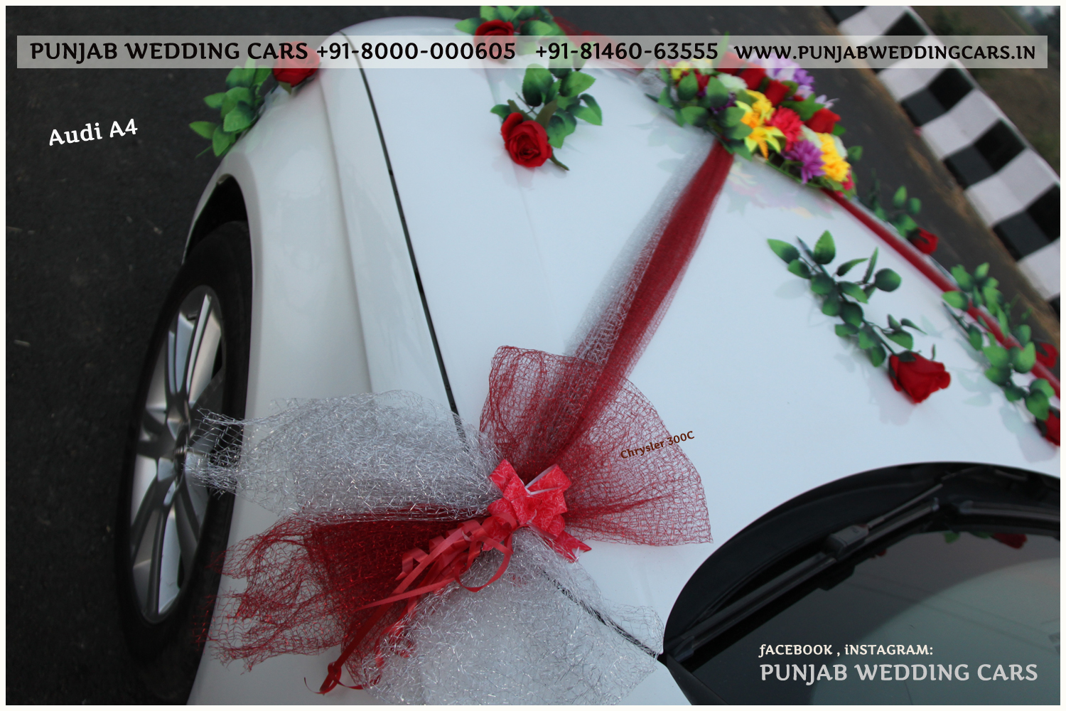 Wedding cars audi audi punjab wedding cars wedding cars audi available in chandigarh jalandhar ludhiana amritsar barnala junglespirit Choice Image