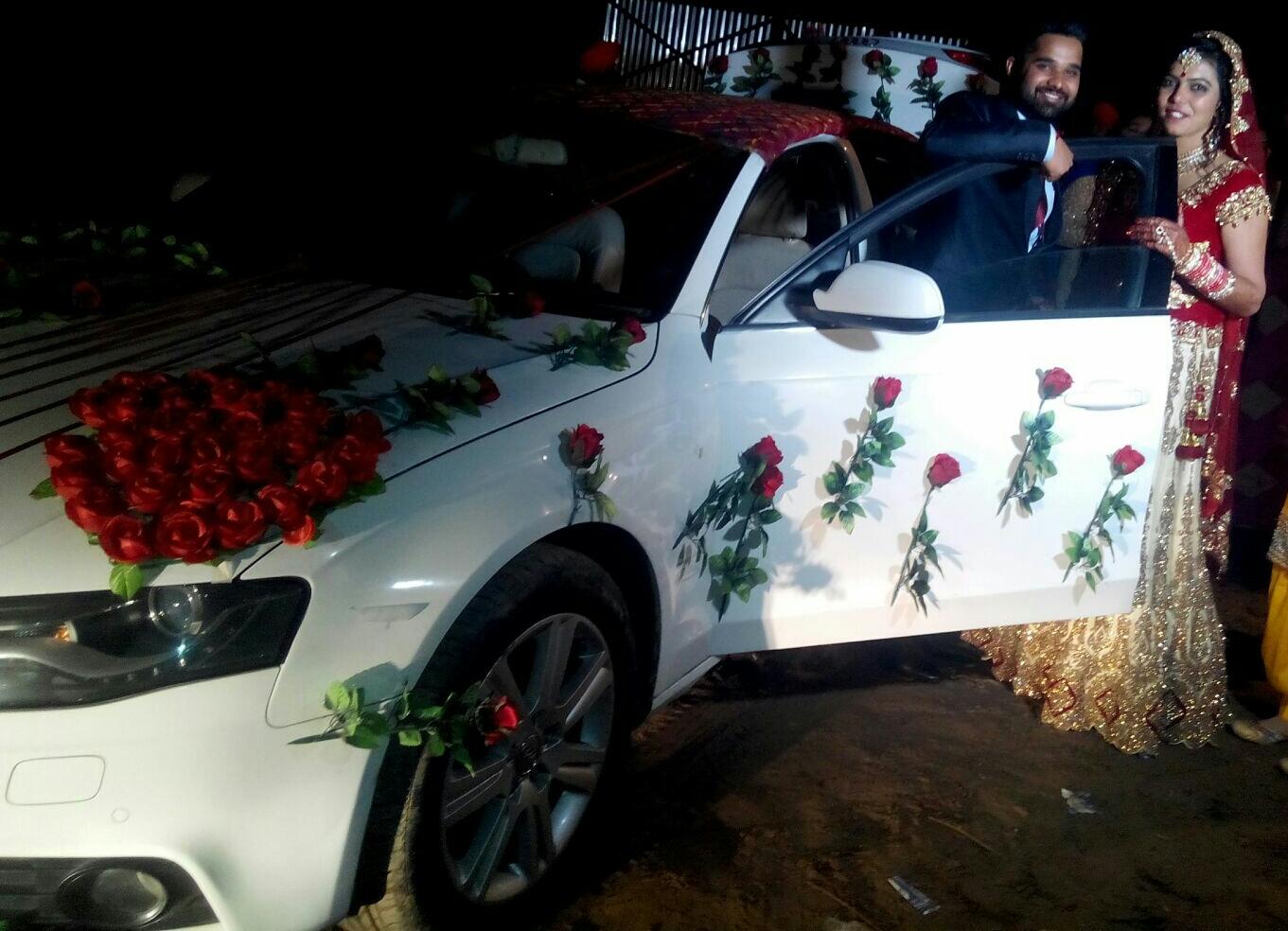Royal Luxury Wedding Car Hire Rental In Punjab India