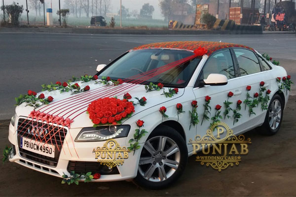 Luxury Wedding Doli Cars And Limousine For Rent In Sardulgarh Punjab