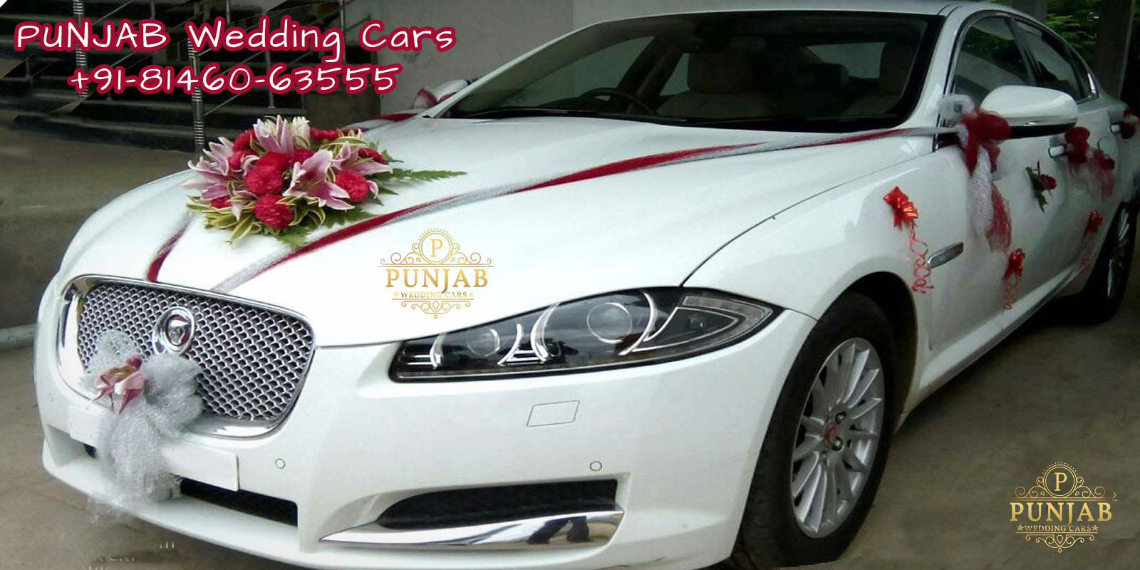 Gallery Punjab Wedding Cars Best Luxury Wedding Cars