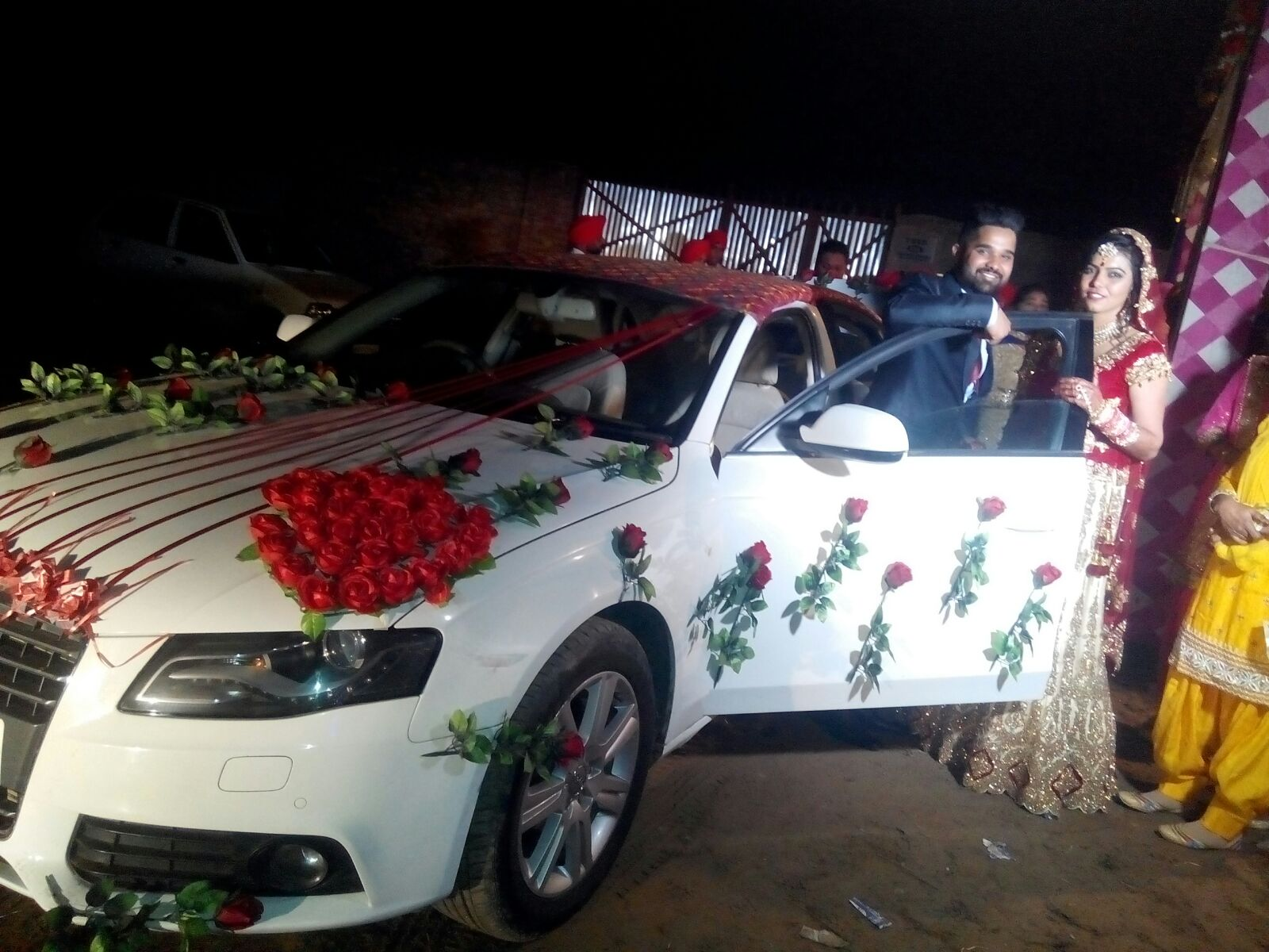 JUST MARRIED SATPAL weds AMANDEEP SATPAL weds AMANDEEP (17th January 2016) for wedding rental in Punjab, India