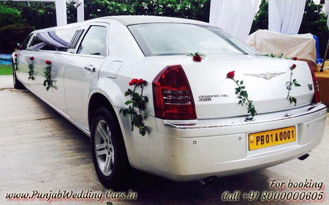 Luxury Wedding Car Rentals Services Punjab Wedding Cars